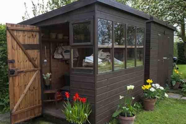 Comment ne pas payer la taxe abri de jardin ?