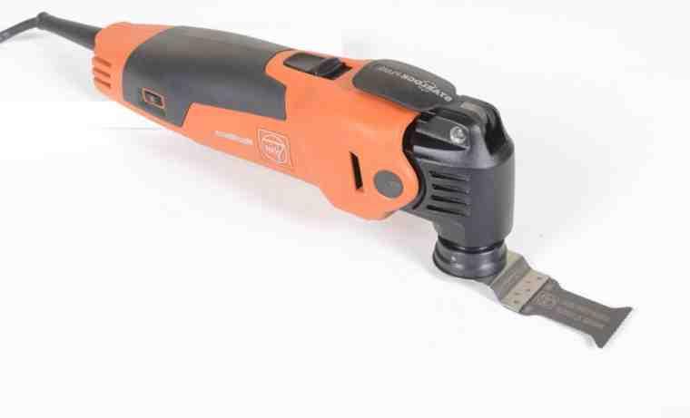 Comment se servir d'un outil oscillant ?