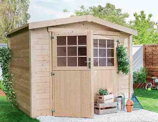 Quelle démarche pour un abri de jardin ?
