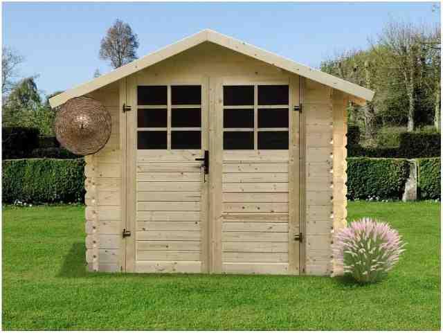 Quelle surface pour un abri de jardin sans permis de construire ?