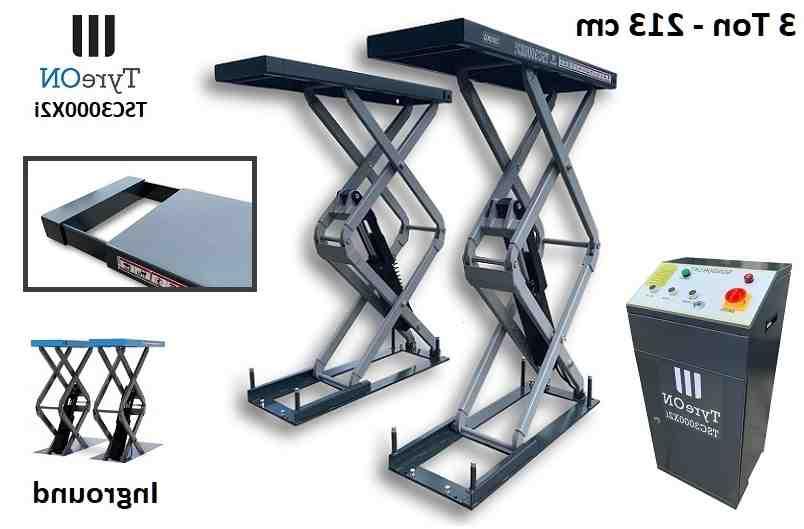 Comment fixer un pont elevateur au sol ?