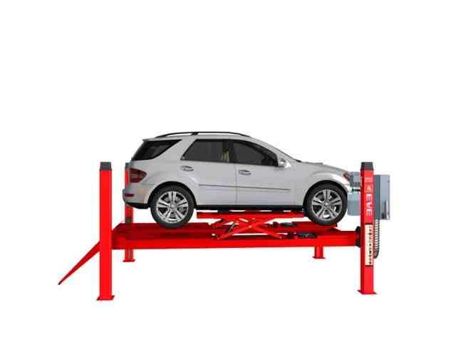 Comment lever une voiture trop basse ?