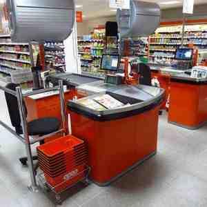 Comment se servir d'une caisse de supermarché ?