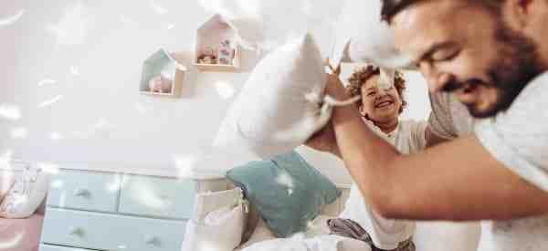 Quel âge dormir avec oreiller ?