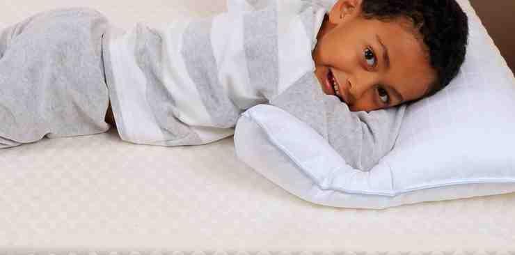 Quel âge mettre un oreiller ?