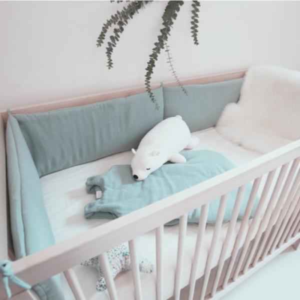 Quand enlever la gigoteuse à un bébé ?