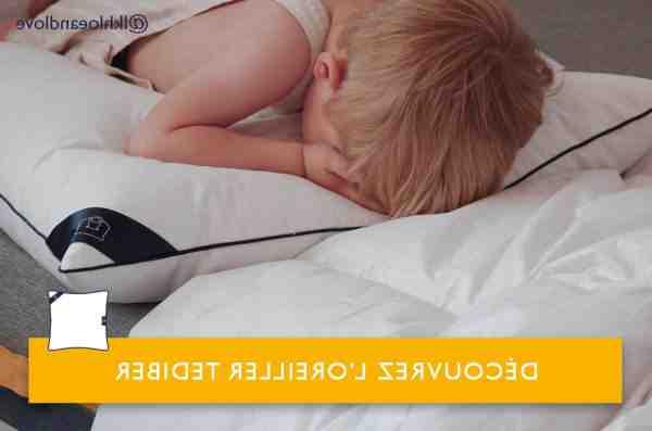 Quel type d'oreiller pour bébé ?